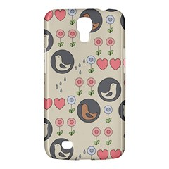 Love Birds Samsung Galaxy Mega 6 3  I9200 Hardshell Case by Kathrinlegg