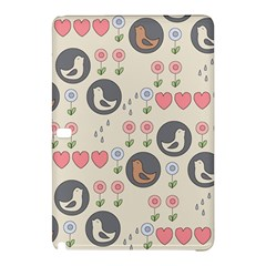 Love Birds Samsung Galaxy Tab Pro 12 2 Hardshell Case by Kathrinlegg