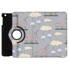Garden In The Sky Apple Ipad Mini Flip 360 Case