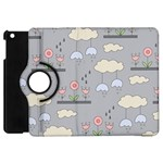 Garden in the Sky Apple iPad Mini Flip 360 Case Front