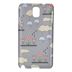 Garden In The Sky Samsung Galaxy Note 3 N9005 Hardshell Case