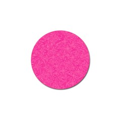 Abstract Stars In Hot Pink Golf Ball Marker by StuffOrSomething