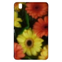Orange Yellow Daisy Flowers Gerbera Samsung Galaxy Tab Pro 8 4 Hardshell Case by yoursparklingshop