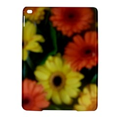 Orange Yellow Daisy Flowers Gerbera Apple Ipad Air 2 Hardshell Case by yoursparklingshop