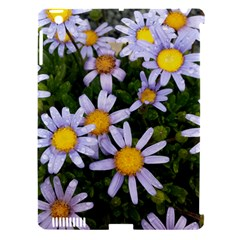 Yellow White Daisy Flowers Apple Ipad 3/4 Hardshell Case (compatible With Smart Cover) by yoursparklingshop