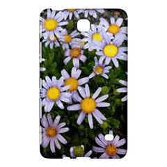 Yellow White Daisy Flowers Samsung Galaxy Tab 4 (8 ) Hardshell Case  by yoursparklingshop