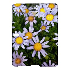 Yellow White Daisy Flowers Samsung Galaxy Tab S (10 5 ) Hardshell Case  by yoursparklingshop