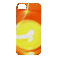 Orange Yellow Flame 5000 Apple Iphone 5s Hardshell Case by yoursparklingshop