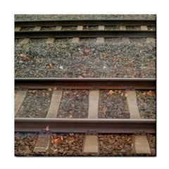 Railway Track Train Ceramic Tile by yoursparklingshop