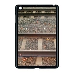 Railway Track Train Apple Ipad Mini Case (black) by yoursparklingshop