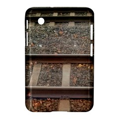 Railway Track Train Samsung Galaxy Tab 2 (7 ) P3100 Hardshell Case