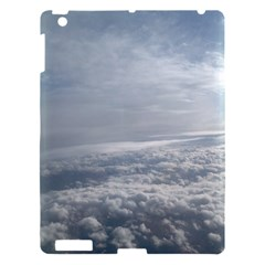 Sky Plane View Apple Ipad 3/4 Hardshell Case by yoursparklingshop