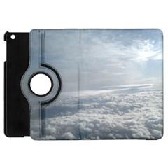 Sky Plane View Apple Ipad Mini Flip 360 Case by yoursparklingshop