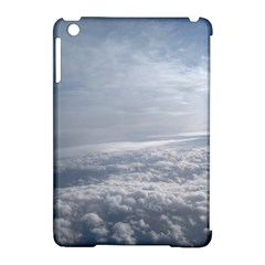 Sky Plane View Apple Ipad Mini Hardshell Case (compatible With Smart Cover)
