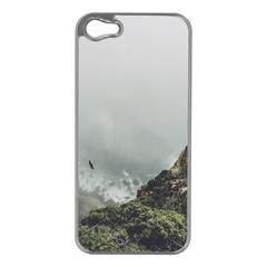 Untitled2 Apple Iphone 5 Case (silver)