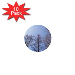 Large Trees In Sky 1  Mini Button (10 Pack) by yoursparklingshop