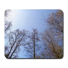 Large Trees In Sky Large Mouse Pad (rectangle) by yoursparklingshop