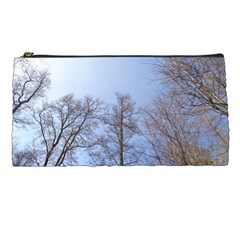 Large Trees In Sky Pencil Case