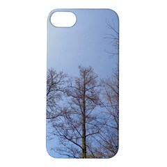 Large Trees In Sky Apple Iphone 5s Hardshell Case by yoursparklingshop