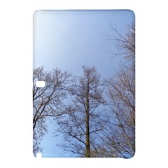 Large Trees In Sky Samsung Galaxy Tab Pro 10 1 Hardshell Case by yoursparklingshop