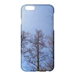 Large Trees In Sky Apple Iphone 6 Plus Hardshell Case by yoursparklingshop