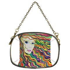 Inspirational Girl Chain Purse (one Side) by sjart