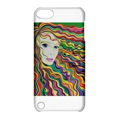Inspirational Girl Apple Ipod Touch 5 Hardshell Case With Stand by sjart