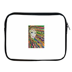 Inspirational Girl Apple Ipad Zippered Sleeve