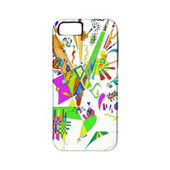 Splatter Life Apple Iphone 5 Classic Hardshell Case (pc+silicone) by sjart