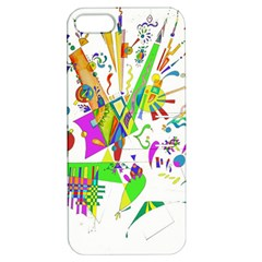 Splatter Life Apple Iphone 5 Hardshell Case With Stand by sjart