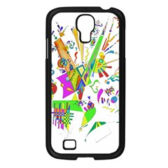 Splatter Life Samsung Galaxy S4 I9500/ I9505 Case (black)