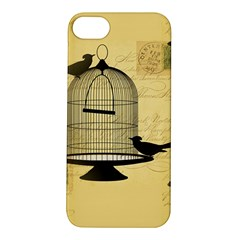 Victorian Birdcage Apple Iphone 5s Hardshell Case by boho