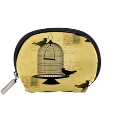 Victorian Birdcage Accessory Pouch (small) by boho