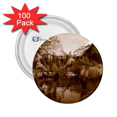 Native American 2 25  Button (100 Pack) by boho