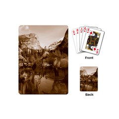 Native American Playing Cards (mini) by boho
