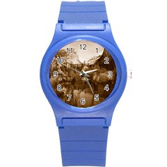 Native American Plastic Sport Watch (small) by boho