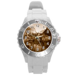 Native American Plastic Sport Watch (large) by boho