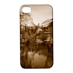 Native American Apple Iphone 4/4s Hardshell Case With Stand by boho