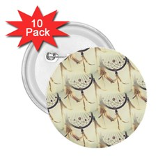 Dream Catcher 2 25  Button (10 Pack)
