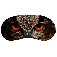 Owl Eyes Sleeping Mask by designedwithtlc