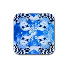 Skydivers Drink Coaster (square) by icarusismartdesigns