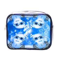 Skydivers Mini Travel Toiletry Bag (one Side)