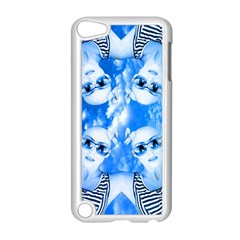 Skydivers Apple Ipod Touch 5 Case (white) by icarusismartdesigns