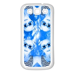 Skydivers Samsung Galaxy S3 Back Case (white) by icarusismartdesigns