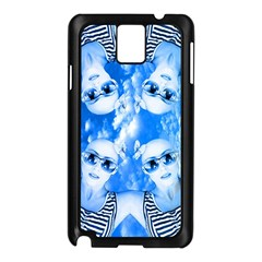 Skydivers Samsung Galaxy Note 3 N9005 Case (black) by icarusismartdesigns