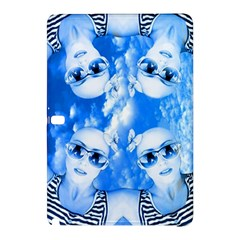 Skydivers Samsung Galaxy Tab Pro 10 1 Hardshell Case by icarusismartdesigns