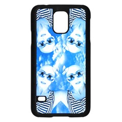 Skydivers Samsung Galaxy S5 Case (black) by icarusismartdesigns