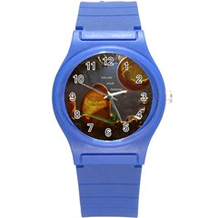 Follow Your Passion Plastic Sport Watch (small) by lucia