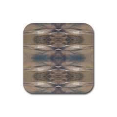 Wildlife Wild Animal Skin Art Brown Black Drink Coasters 4 Pack (square) by yoursparklingshop