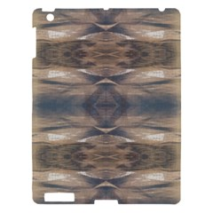 Wildlife Wild Animal Skin Art Brown Black Apple Ipad 3/4 Hardshell Case by yoursparklingshop